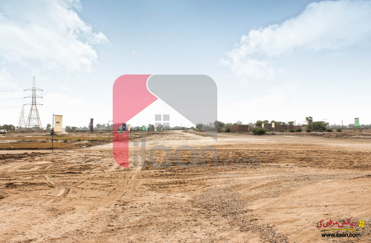 12 Marla Commercial Plot for Sale in Overseas Block, Lahore Smart City, Lahore