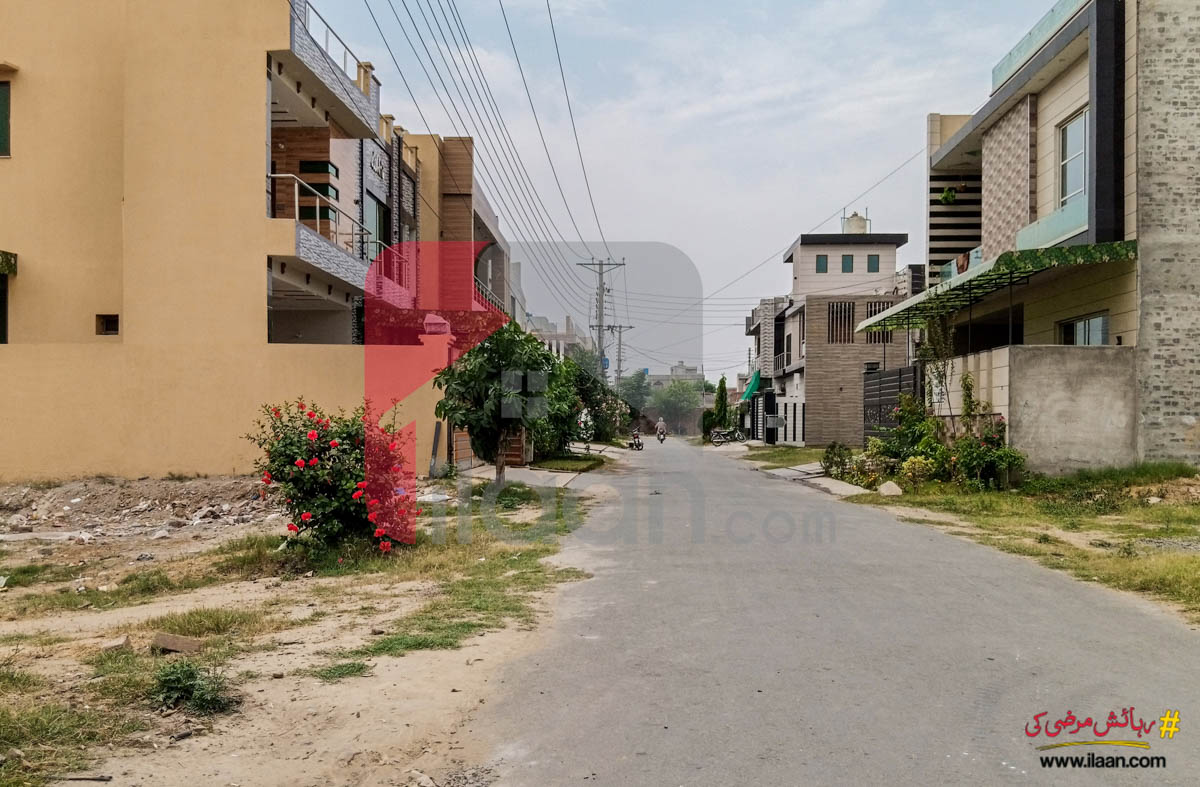 2 Marla Commercial Plot for Sale in Phase 2, Bismillah Housing Scheme, Lahore