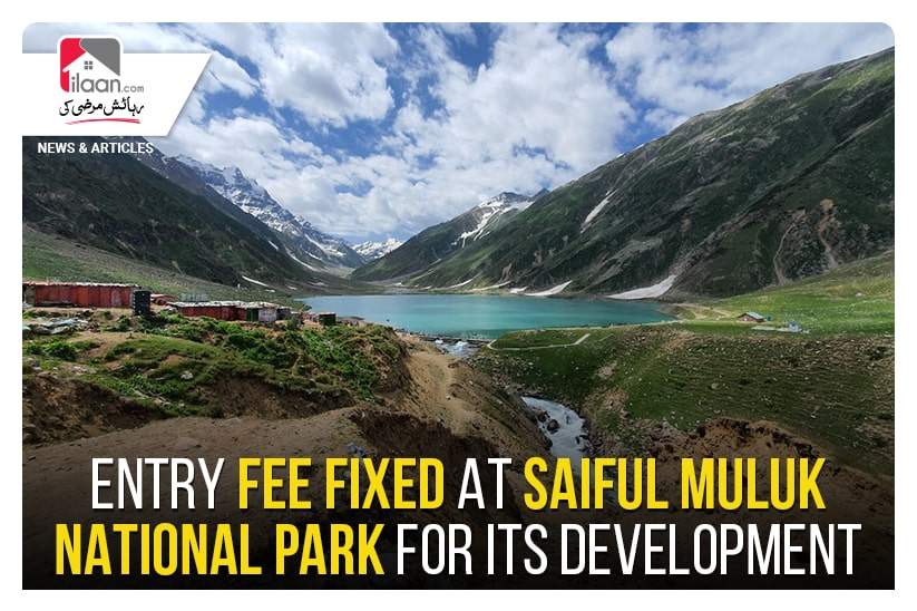 Entry fee fixed at Saiful Muluk National park for its development