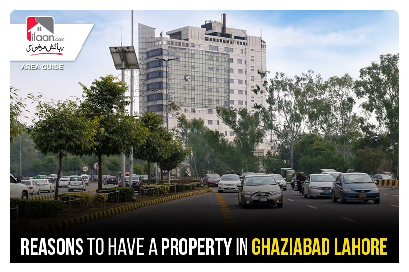 Reasons to Have a Property in Ghaziabad Lahore