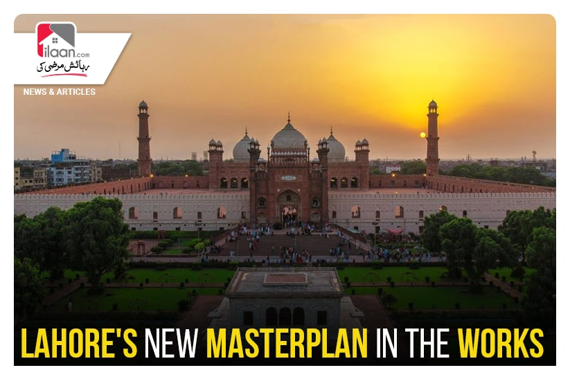 Lahore's New Masterplan in the works