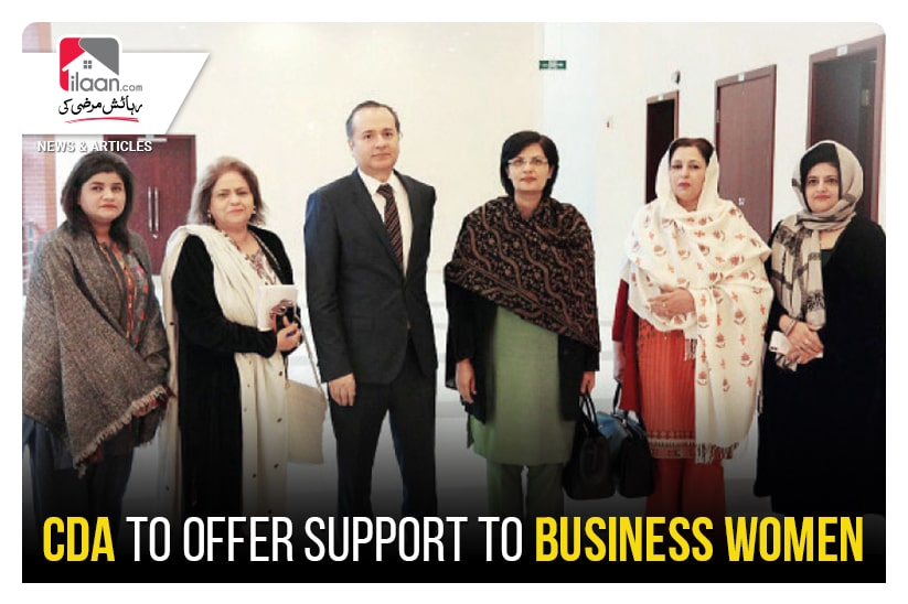 CDA to offer support to business woman
