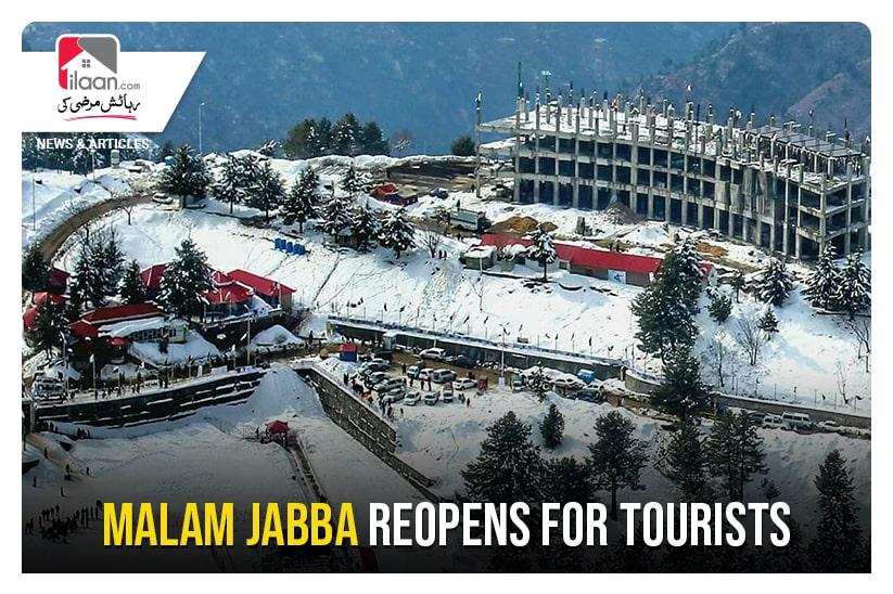 Malam Jabba reopens for tourists