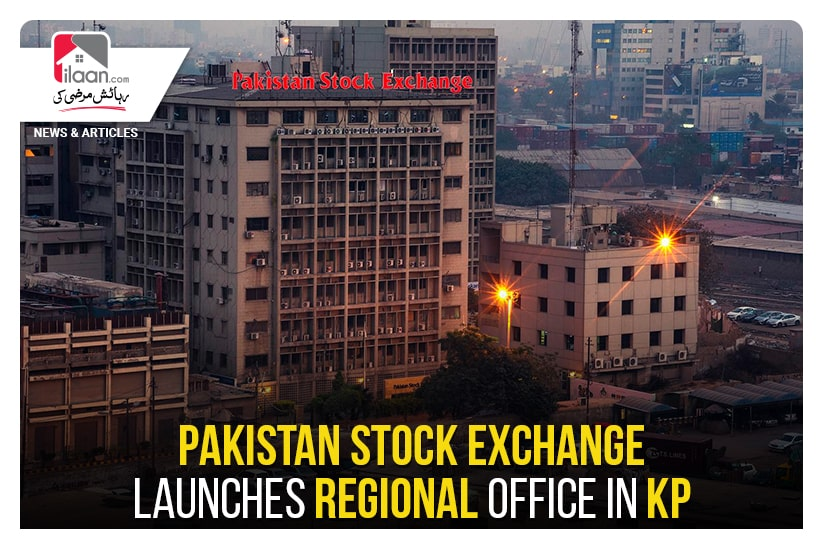 Pakistan Stock Exchange launches regional office in KP