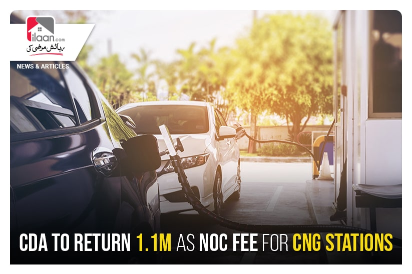 CDA to return 1.1M as NOC fee for CNG stations