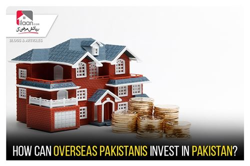 How can Overseas Pakistanis invest in Pakistan?