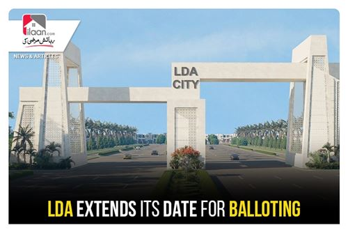 LDA extends its date for balloting