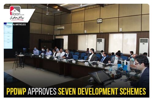 PPDWP approves seven development schemes