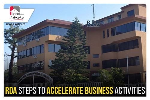 RDA steps to accelerate business activities
