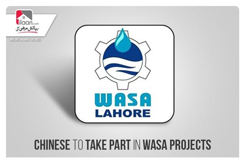 International Company of China to take part in Wasa projects