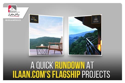 A Quick Rundown at ilaan.com Flagship Projects