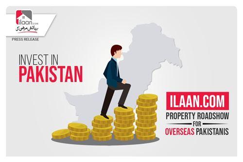 ilaan.com Property Roadshow for Overseas Pakistanis