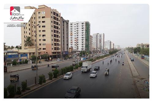 Federal B.Area Karachi