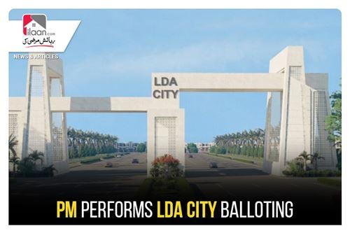 PM performs LDA City balloting