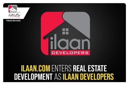 ilaan.com enters Real Estate Development as ilaan Developers