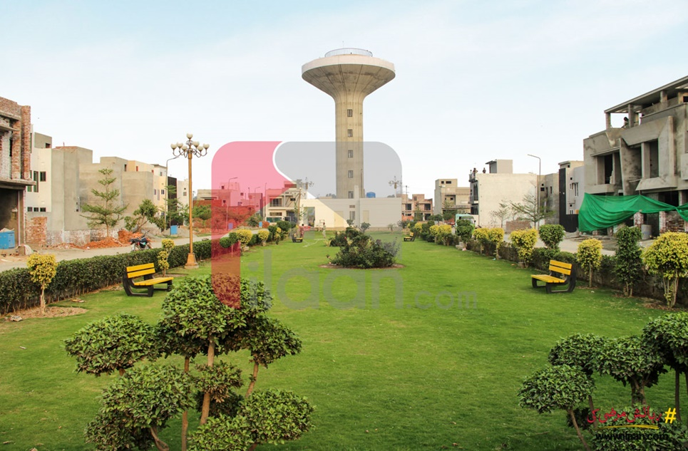 3 Marla House for Sale in Block B, Phase 2, Al-Kabir Town, Lahore