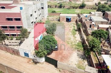 2 Kanal 18 Marla Commercial Plot for Sale in Sundar Industrial Estate, Lahore