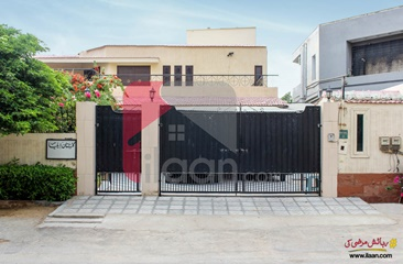 600 Sq.yd House for Sale in Khayaban-e-Seher, Phase 6, DHA Karachi
