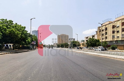 828 Sq.ft Office for Sale on Shaheed Millat Road, Karachi