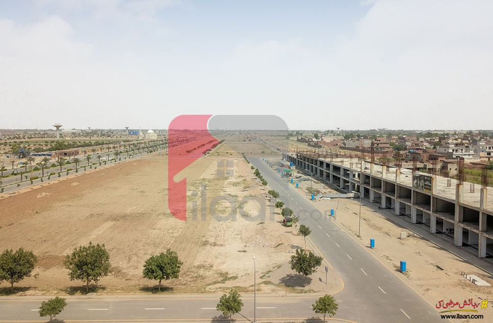 260 Sq.ft Office for Sale (Third Floor) in Orchard Mall, Phase 4, Bahria Orchard, Lahore