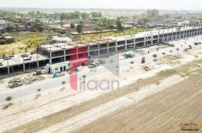 222 Sq.ft Shop for Sale in Orchard Mall, Phase 4, Bahria Orchard, Lahore