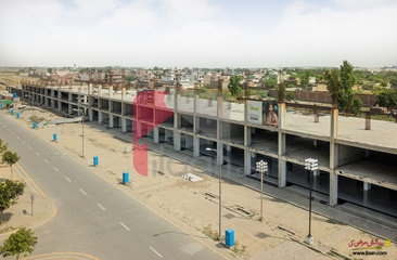 222 Sq.ft Shop for Sale (Second Floor) in Orchard Mall, Phase 4, Bahria Orchard, Lahore