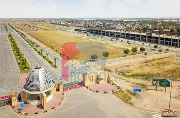 222 Sq.ft Shop for Sale (First Floor) in Orchard Mall, Phase 4, Bahria Orchard, Karachi