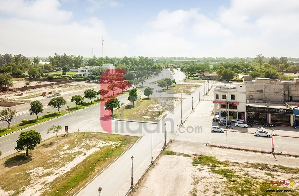 628 Sq.ft Office for Sale (Third Floor) in Orchard Mall, Phase 4, Bahria Orchard, Lahore