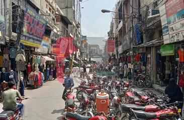 2.25 Marla Shop for Sale in Old Anarkali, Lahore