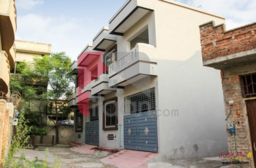8 Marla House for Sale in Wakeel Colony, Rawalpindi