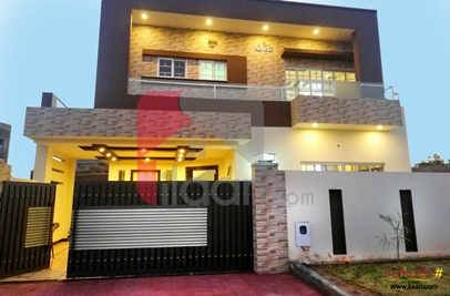 10 Marla House for Rent in Block B, Phase 8, Bahria Town, Rawalpindi