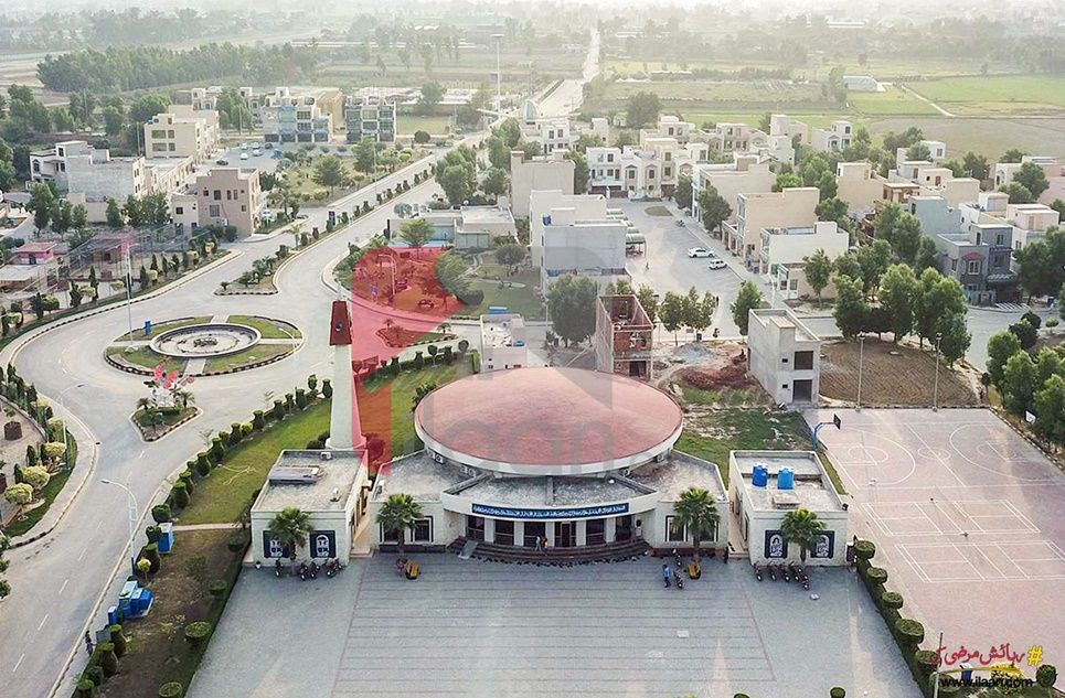 Sunflower Block, Bahria Nasheman, Lahore, Pakistan