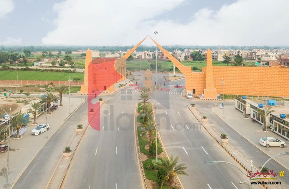 Al-Noor Orchard Housing Scheme,Lahore, Pakistan