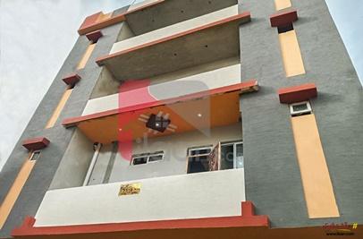 120 Sq.yd House for Sale (Third Floor) in Block 11, Gulistan-e-Johar, Karachi