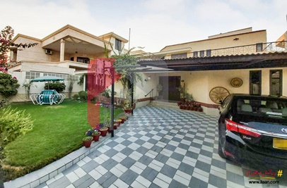 600 Sq.yd House for Sale on Khayaban-e-Seher, Phase 6, DHA Karachi