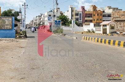 120 Sq.yd House for Sale in Block 5, Saadi Town, Karachi