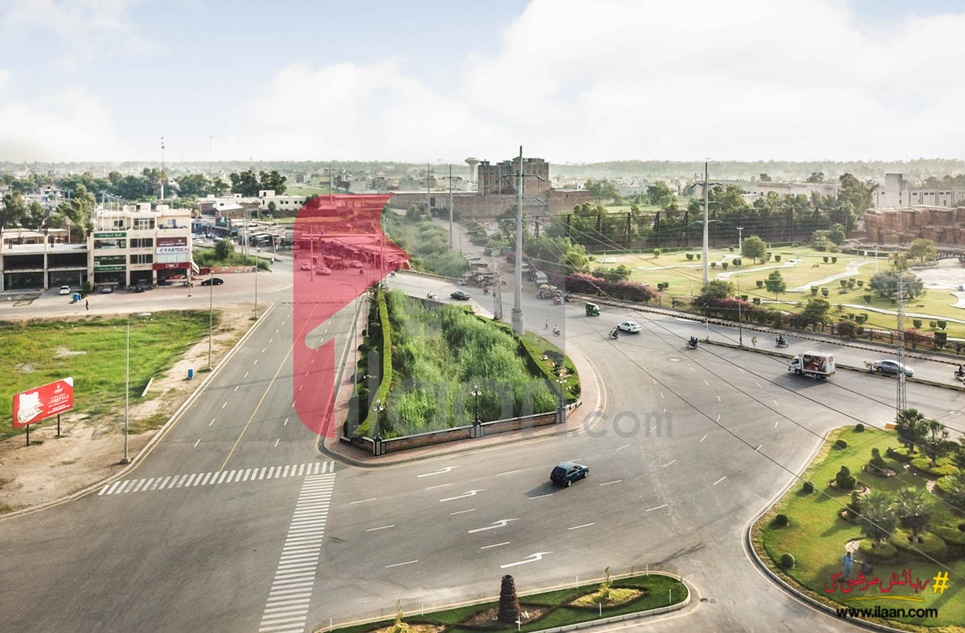 432 Sq.ft Office for Sale (Second Floor F2) in Time Square Mall & Residencia, Block G1, Phase 4, Bahria Orchard, Lahore