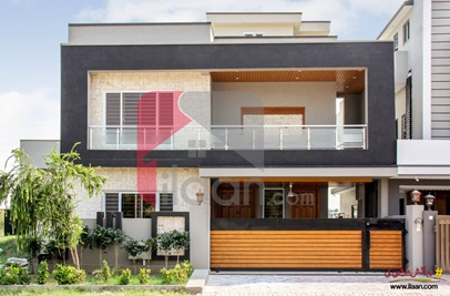 10 Marla House for Sale in Block B, Phase 8, Bahria Town, Rawalpindi