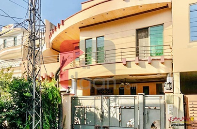 11 Marla House for Sale in Ghalib Market, Gulberg-3, Lahore