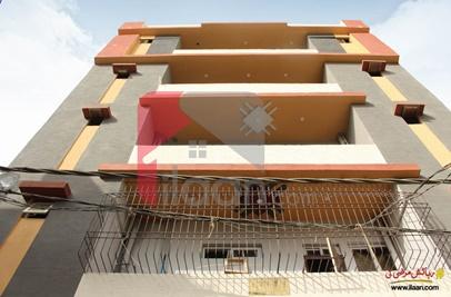 120 Sq.yd House for Sale (First Floor) in Block 3A, Gulistan-e-Johar, Karachi