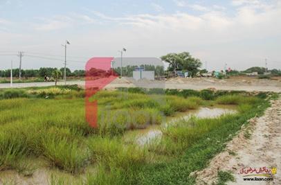 8 Marla Commercial Plot for Sale in Phase 1, Al Barka Village, Barki Road, Lahore
