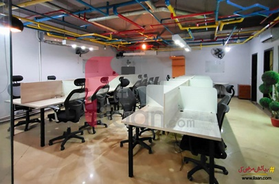 1600 Sq.ft Office for Rent in Phase 1, DHA Lahore