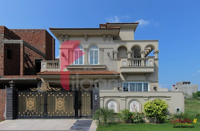 10 Marla House for Sale on Main Boulevard, Block D, Phase 9 - Town, DHA Lahore