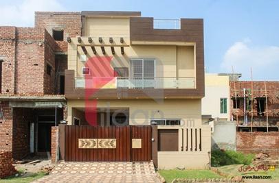 5 Marla House for Sale in Block A, Khayaban-e-Amin, Lahore