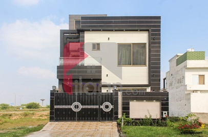 5 Marla House for Sale in Block L, Khayaban-e-Amin, Lahore