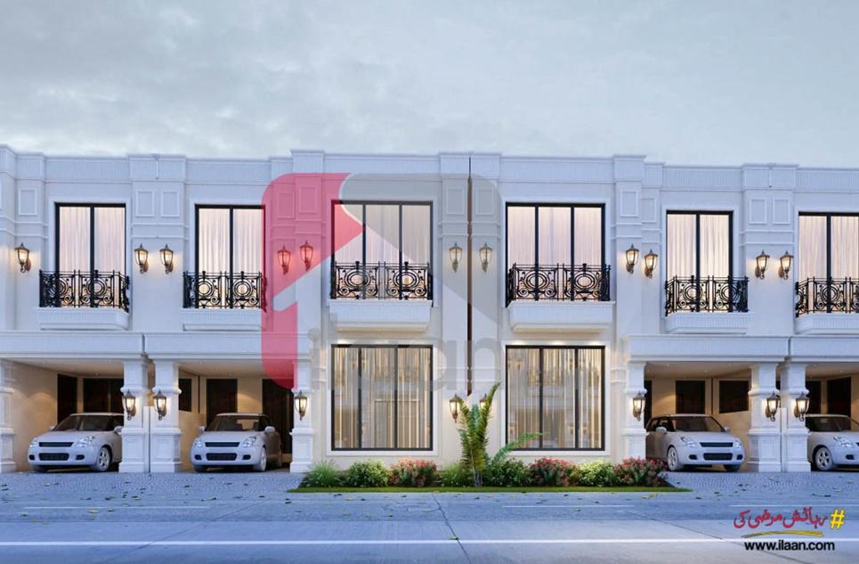 5 Marla House for Sale in West Marina Block, Al-Noor Orchard Housing Scheme, Lahore