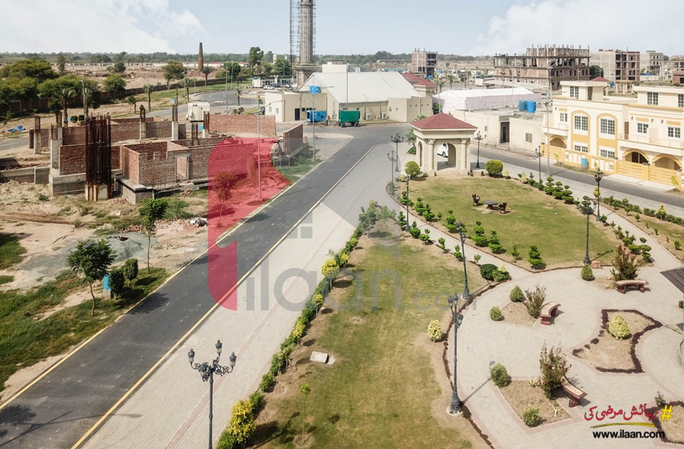 2 Bed Apartment for Sale (First Floor) in West Marina Block, Al-Noor Orchard Housing Scheme, Lahore