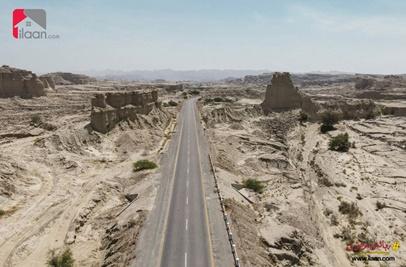 4 Marla Commercial Plot for Sale in Umer Block, Balochistan Broadway Avenue, Gwadar