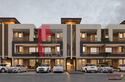 2 Bed Apartment for Sale (Ground Floor) in Block West Marina, Al- Noor Orchard Housing Scheme, Lahore