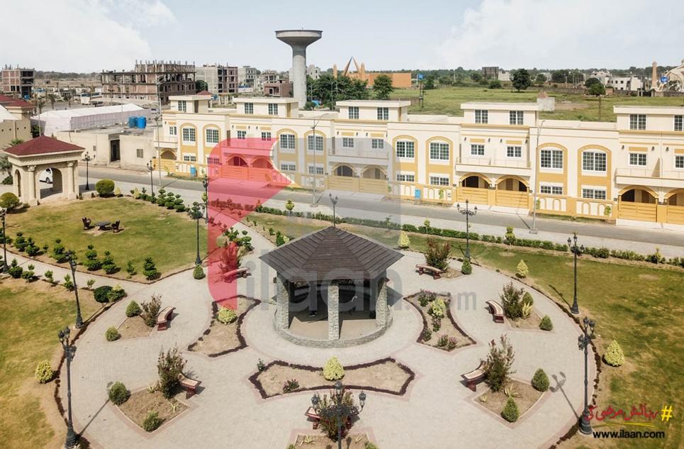 2 Bed Apartment for Sale (Second Floor) in West Marina Block, Al-Noor Orchard Housing Scheme, Lahore